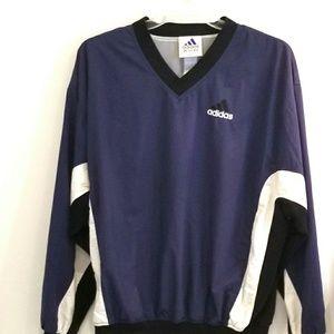 Adidas windbreaker pullover